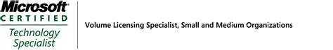 microsoft certified technology specialist pointsolutions