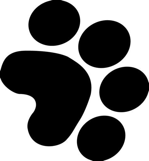Cat Paw Clipart