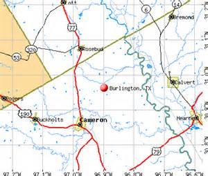 Burlington Tx Burlington Tx 76520 Profile Population Maps