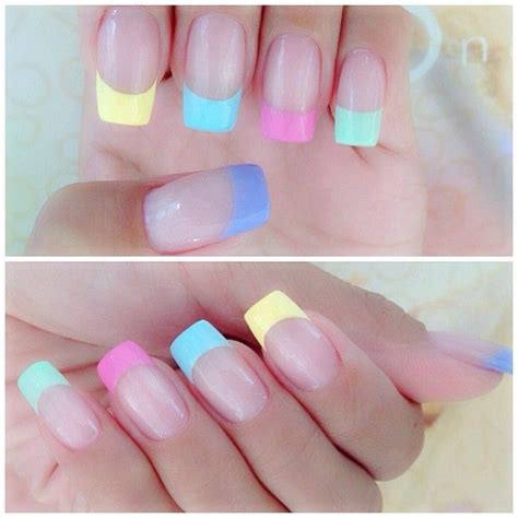9 Fab Summer Nail Polishes Pastels Need Not Apply by Best 25 Nail Ideas On Nail