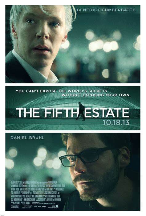 the fifth estate poster benedict cumberbatch as julian