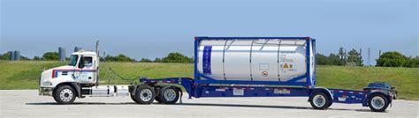 EXSIF Tank Container Leasing Liquid Transportation