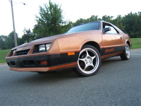 1984 dodge daytona buy 1984 dodge daytona turbo for 1 000