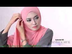 Cara Berjilbab Fashions On Tutorial Hijabs And