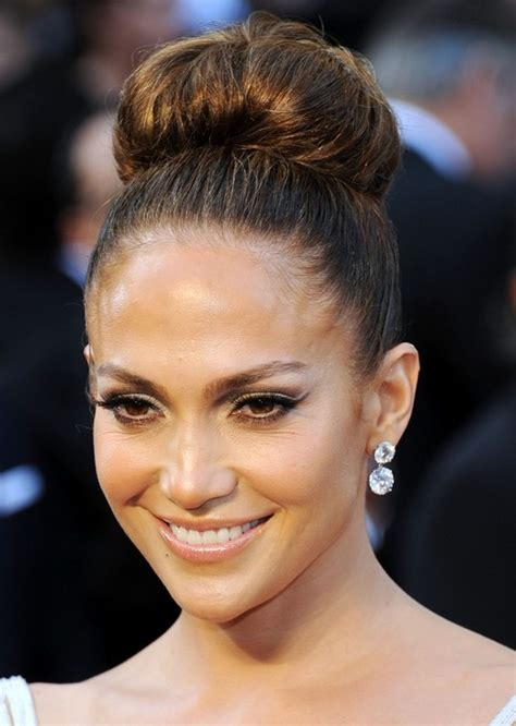 hairstyles for long hair jennifer lopez jennifer lopez hairstyles high bun updos popular haircuts