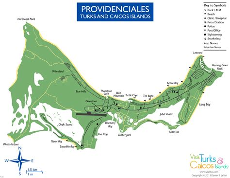 map of turks and caicos maps of providenciales visit turks and caicos islands