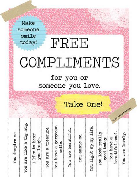printable free poster maker printable free compliments poster make