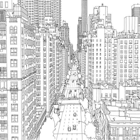 secret garden coloring book canada fantastic cities is a coloring book for grown ups citylab