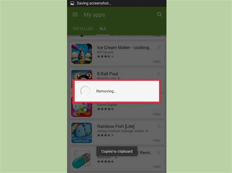 how to delete a account from android how to remove an uninstalled app from your account using your android phone
