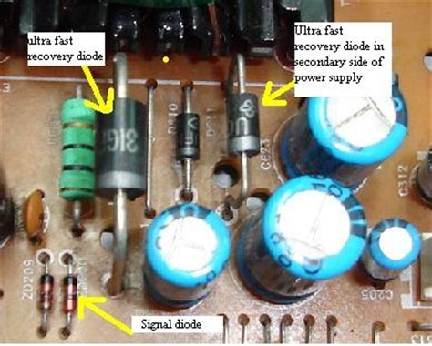 how to test diode fuse i a sylvania 6432gg tv it blew the 125v 4a fuse the other day so i replaced it with a