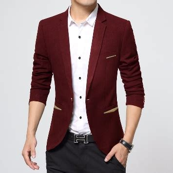 Jaket Jas Blazer Fasionable Putih wow model jas pria 2018 yang kekinian mana favoritmu