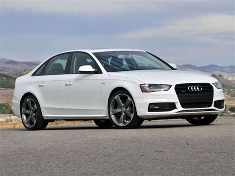 Audi A4 2014 Test by 2014 Audi A4 Black Rims Road Test And Illinois Liver