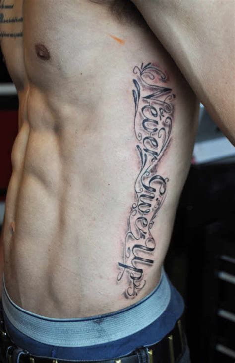 rib tattoos men rib tattoos for designs ideas and meaning tattoos