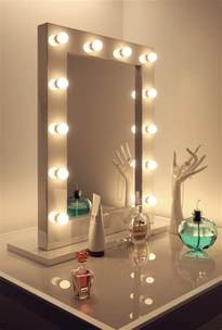 Large Makeup Mirror With Lights Uk Vanity Dressing Table With Mirror And Lights 2017 2018