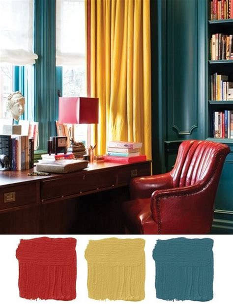 Color Combination For Curtains Decorating 23 Color Palettes In Interior Designs Messagenote