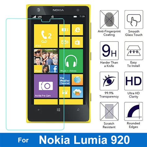 Tempered Glass Nokia Lumia 520 amazing tempered glass for nokia lumia 520 530 630 820 830