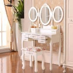 shabby chic makeup vanity shabby chic dressing table vanity makeup with 7 drawers 3