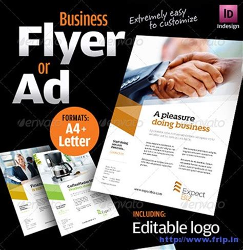 business advertisement template 145 best corporate business flyers print templates 2015