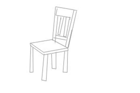 How To Draw A 3d Chair Step By Step by 3d Chair Drawing By Bharanish Drawingnow