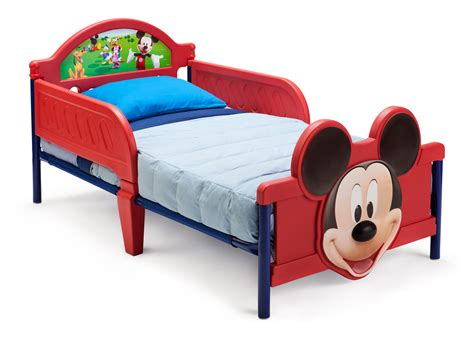 delta childrens bed delta children s products toddler bed mickey mouse home