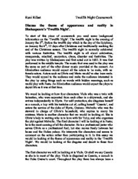 shakespeare themes in modern literature twelfth night love essay conclusion homework help with