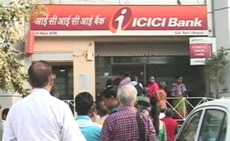 icici bank which country now icici bank offers instant personal loans through atms