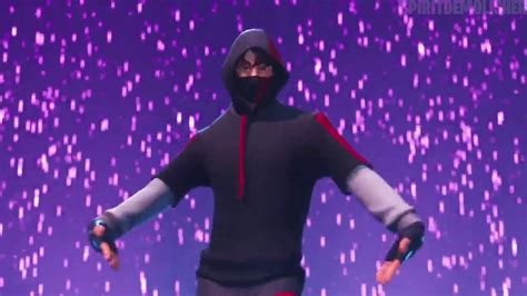 fortnite ikonik skin  scenario emote trailer hd youtube