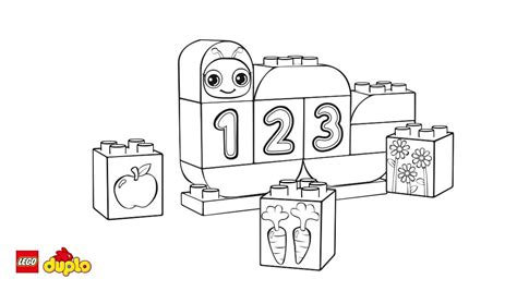 lego 174 duplo 174 caterpillar coloring page coloring page