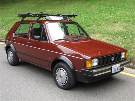 volkswagen rabbit 1983 volkswagen rabbit diesel buy classic volks