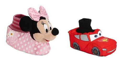 toddler character slippers character slippers 3 99 each