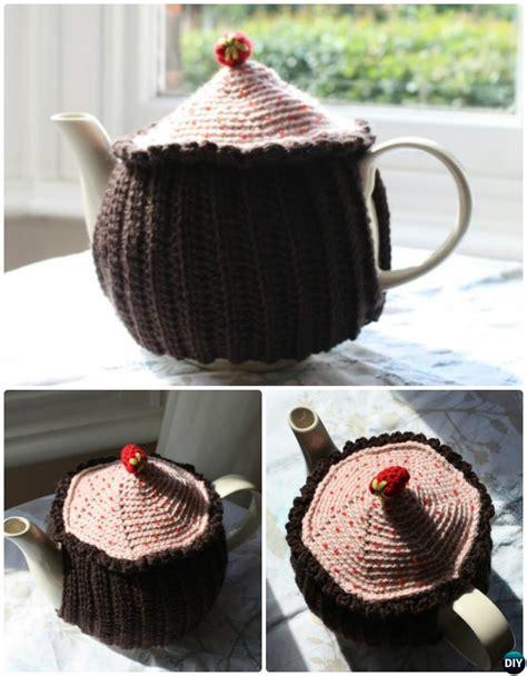 cupcake tea cosy knitting pattern free 25 crochet knit tea cozy free patterns