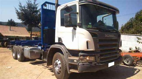 camionetas usadas en temuco chile camiones usados temuco cami 243 n scania p340 6x4 a 241 o 2009 carroceria forestal