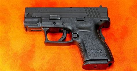 Carry Overall springfield xd 9mm subcompact just bought one last week