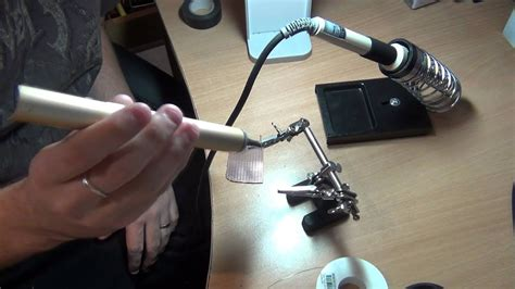tutorial soldering electronics youtube