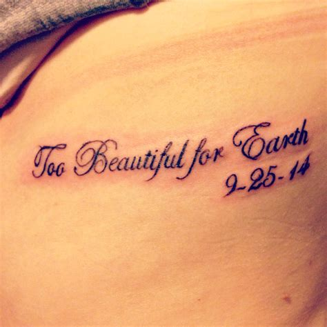 miscarriage tattoo quotes miscarriage idea tattoos