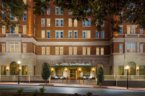 light transportation co spartanburg sc ac hotel by marriott spartanburg spartanburg south