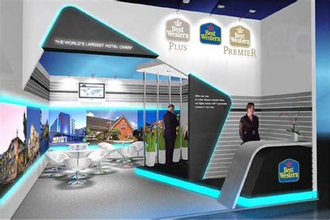 activteam exhibition stand design  build  itb berlin