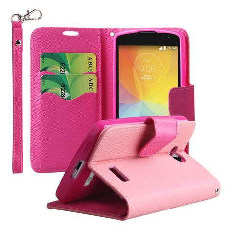 Flip Cover Leather Card Wallet Stand Cover Hp Xiaomi Redmi Note 2 for lg transpyre tribute f60 phone wallet flip