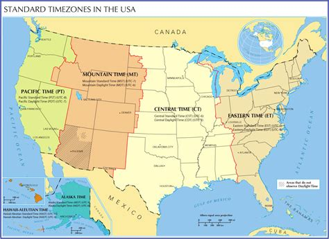 united states timezone map green sky chaser 187 meteorology 101 time zones
