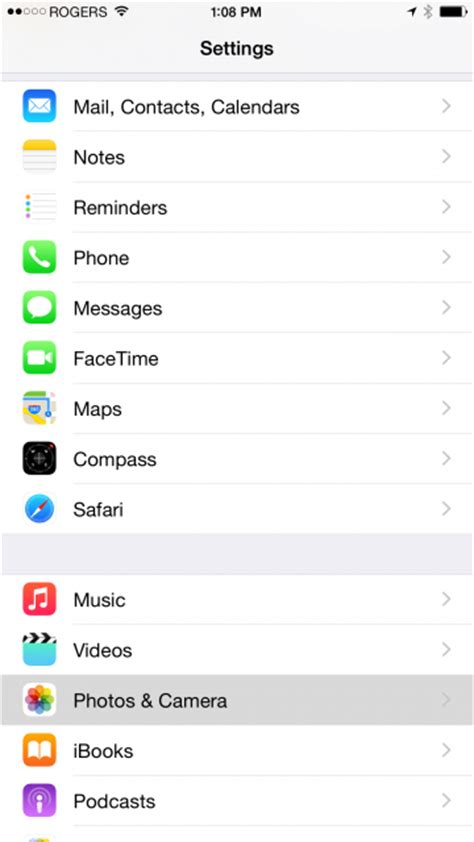 iphone menu how to enable 60 fps recording on your iphone 6 and iphone 6 plus iclarified