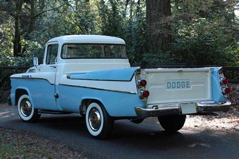 1958 dodge truck for sale 1958 dodge sweptside 117016