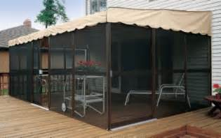 best way to clean rv awning patio mate screened enclosure chestnut almond color