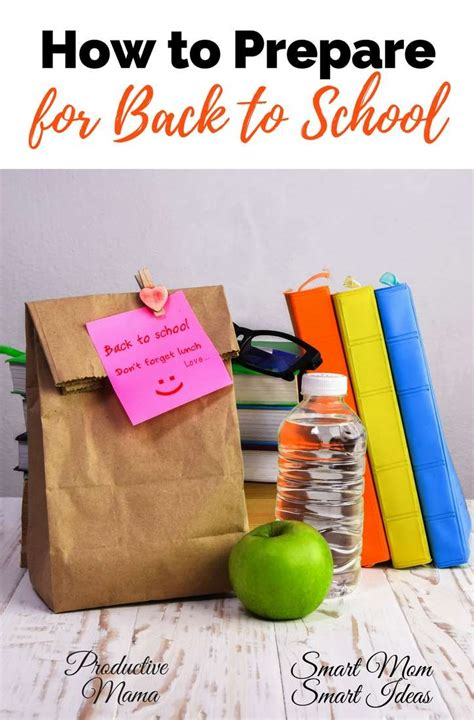 7 Ways To Prepare For Back To School by How To Prepare For Back To School