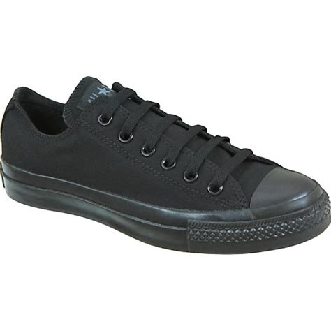 Converse Low Ct2 Black Mono converse chuck all oxford low top black
