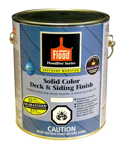 flood exterior stain colors flood  gal wood finish