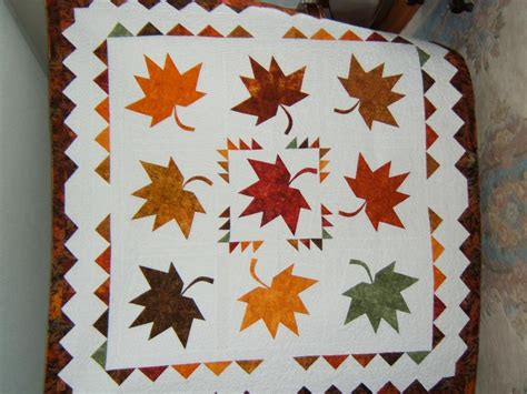 Maple Leaf Quilts by You To See Maple Leaf Quilt By Tregunnoj10239813