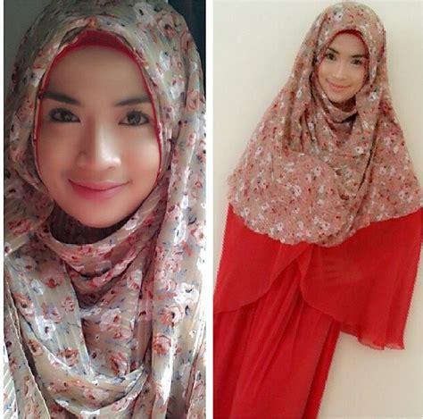 Gamis Syari Yulia Rahman Berhijab Simple Dan Chic Ala Yulia Rahman Tutorial