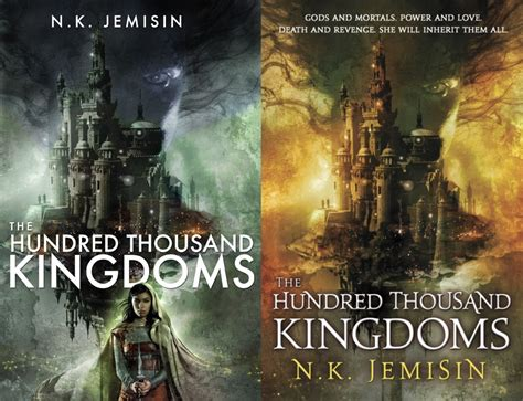 the hundred thousand kingdoms the inheritance trilogy the hundred thousand kingdoms