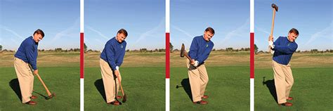 the hammer golf swing sledge hammer golf swing pictures to pin on pinterest
