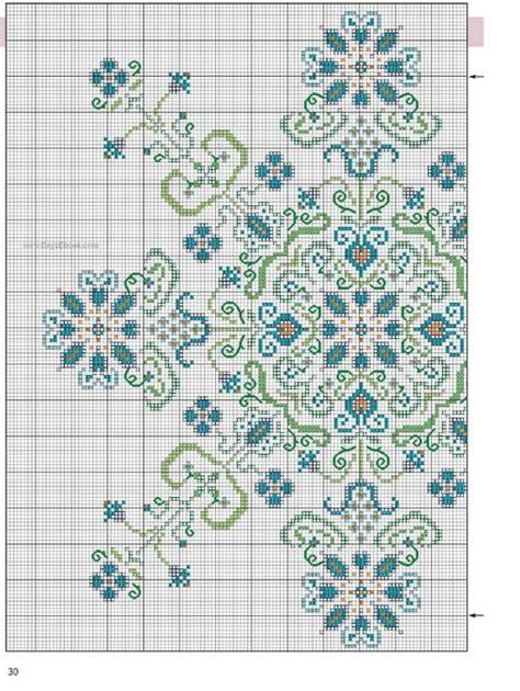 snowflake pattern cross stitch cross stitch decorative snowflake part 1 color chart